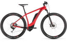 CUBE REACTION HYBRID 29 Race 500 2019